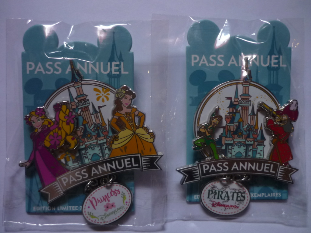 Le Pin Trading à Disneyland Paris P1110417