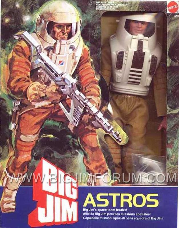 SCHEDA DI: ASTROS N°9296/ANNO 1984 Astros11
