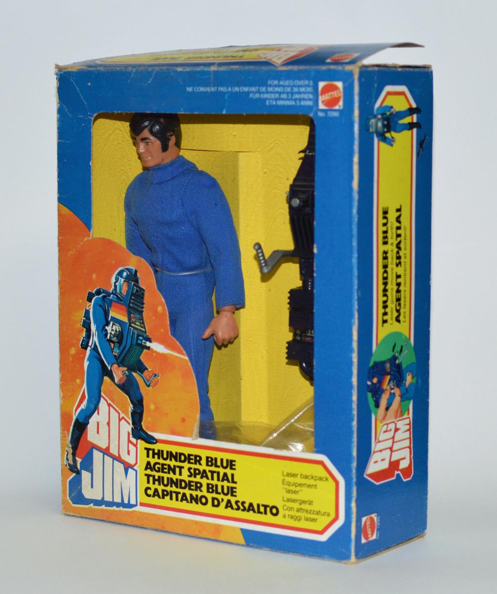 SCHEDA DI: THUNDER BLUE N°7290/ANNO 1984 Box11