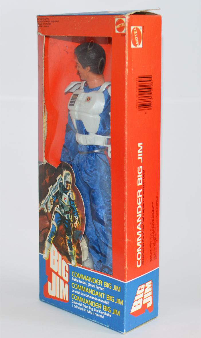 SCHEDA DI: COMMANDER N°9269/ANNO 1984 Box13