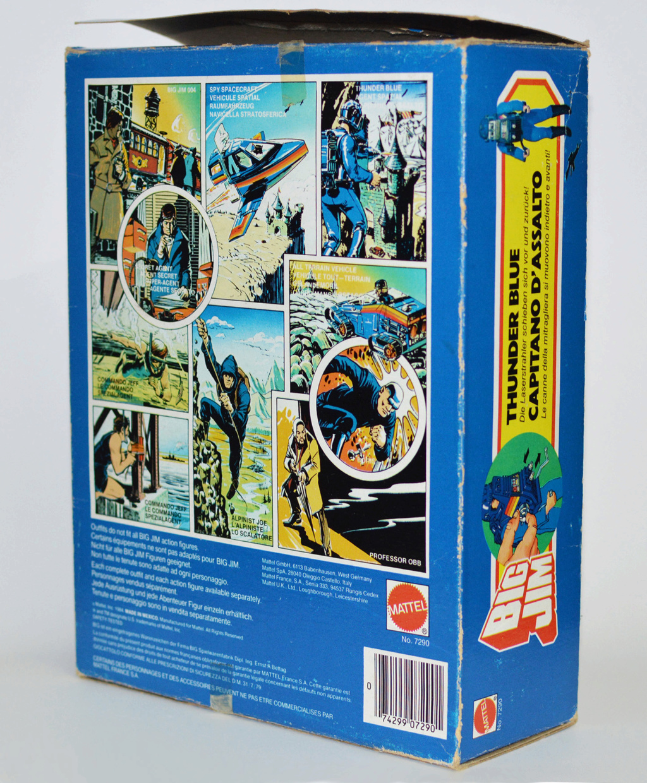 SCHEDA DI: THUNDER BLUE N°7290/ANNO 1984 Retro12