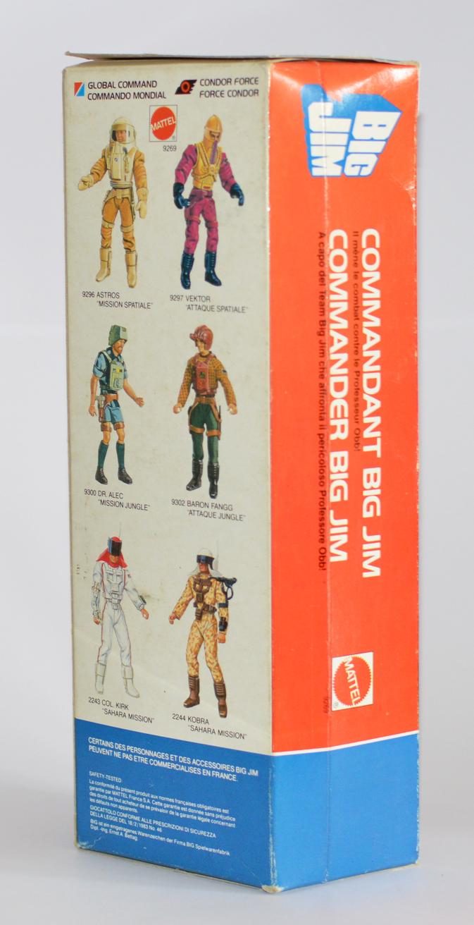 SCHEDA DI: COMMANDER N°9269/ANNO 1984 Retro14
