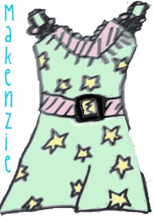 Draw & Design your own BABV Outfit- Winners Announced! Romper11
