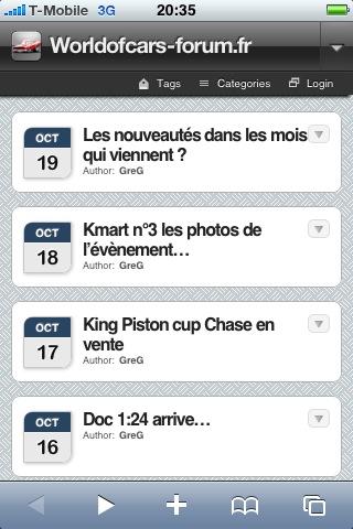 Petite mise a jour du blog version Iphone... Photo10