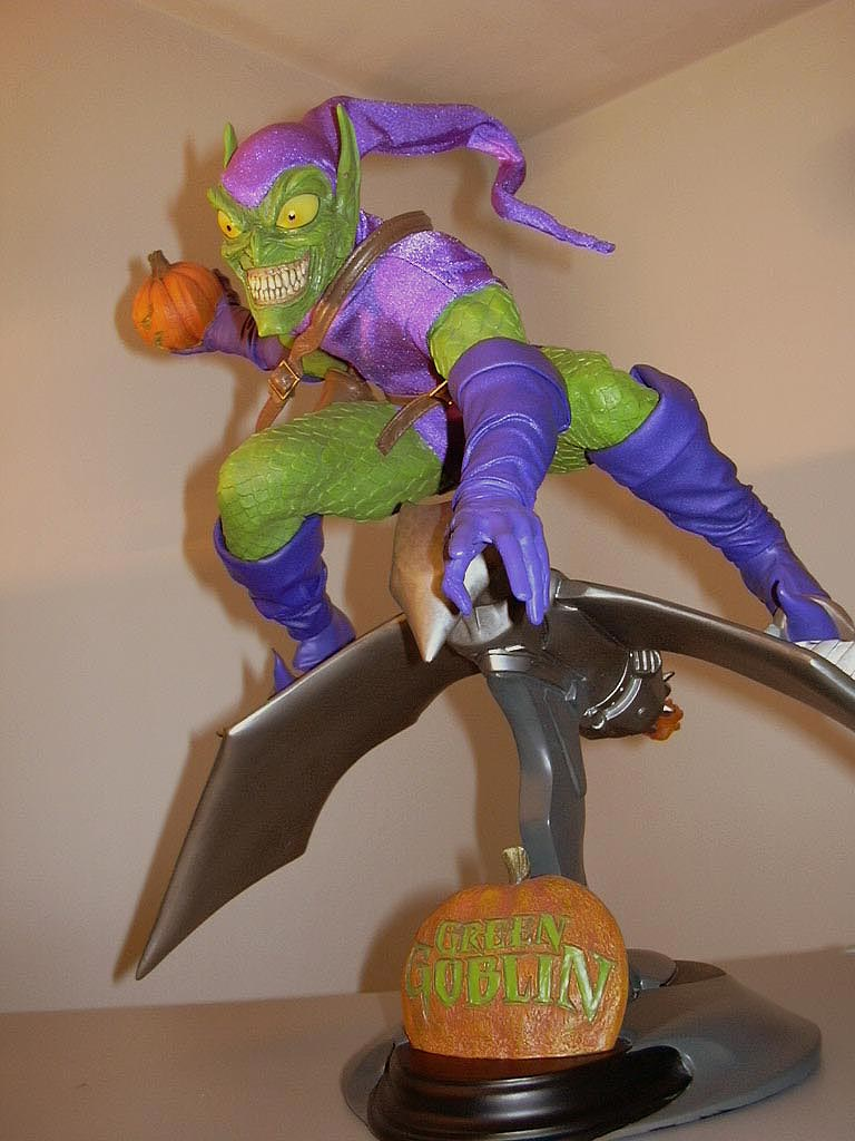 The Green Goblin Collection - Partie Marvel Green_11