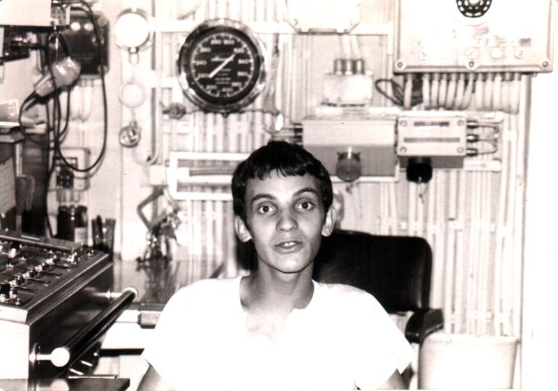 [VIE DES PORTS]  BAYONNE journée portes ouvertes de la base navale de l'Adour 198210