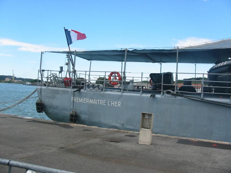 [VIE DES PORTS]  BAYONNE journée portes ouvertes de la base navale de l'Adour Img_3410