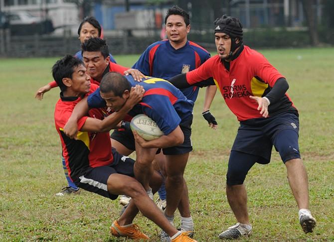 Rugby - Final Liga Selangor - SMS Old Boys Vs Storm 16050913