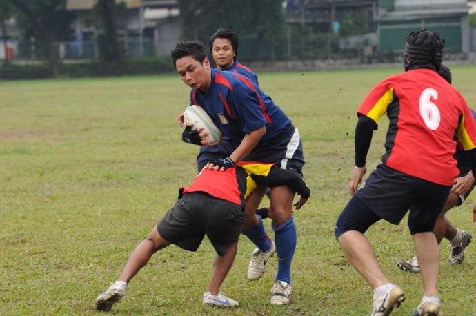 Rugby - Final Liga Selangor - SMS Old Boys Vs Storm 16050915