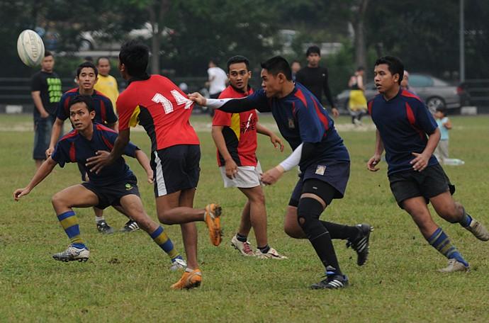 Rugby - Final Liga Selangor - SMS Old Boys Vs Storm 16050916