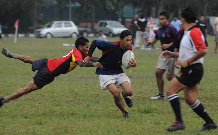 Rugby - Final Liga Selangor - SMS Old Boys Vs Storm 16050917
