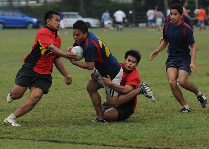 Rugby - Final Liga Selangor - SMS Old Boys Vs Storm 16050918