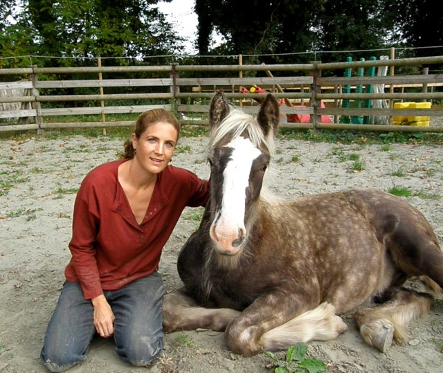 Une photo de vous et votre cheval - Page 7 Lili_e10