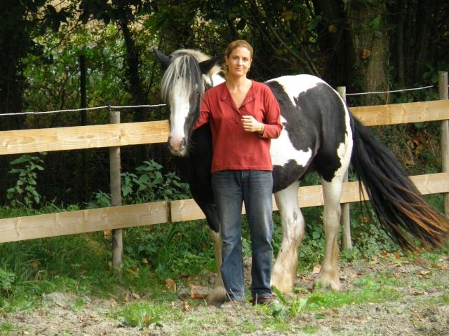 Une photo de vous et votre cheval - Page 7 Pa119210