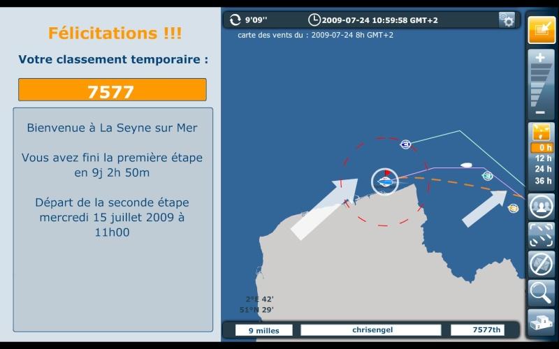 Le tour de France à la voile - Page 8 Arriva15
