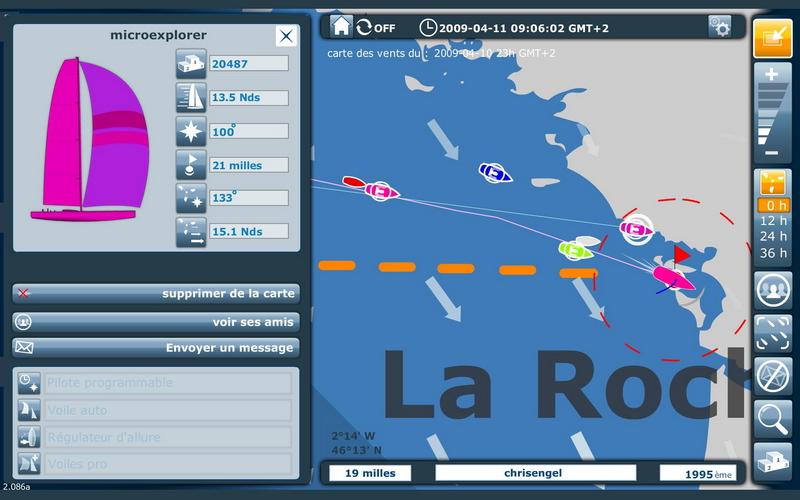 Course croisière Edhec - Page 6 Groupe12