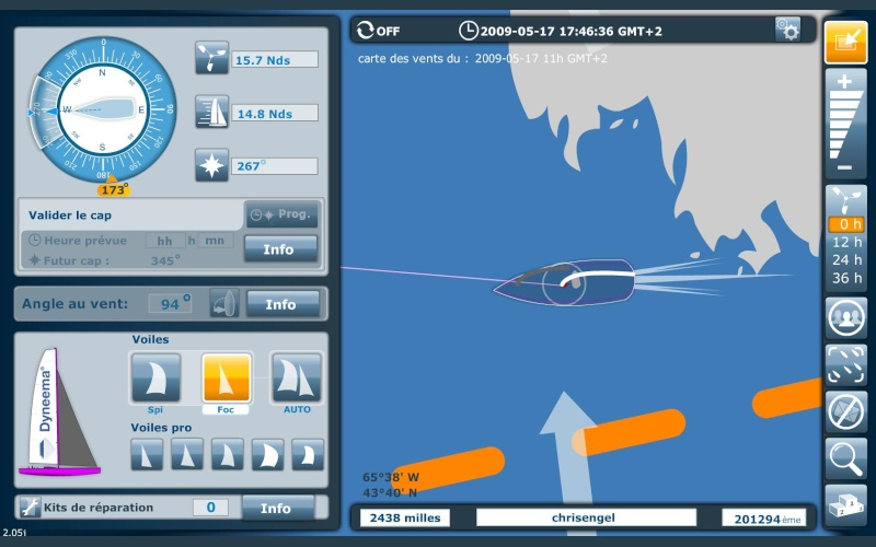 Course Volvo Ocean Race - Page 3 Planta10