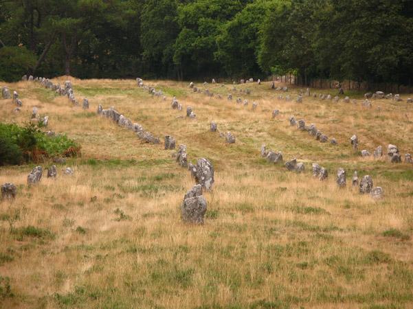 Mégalithes du Morbihan (Carnac) Aligne10