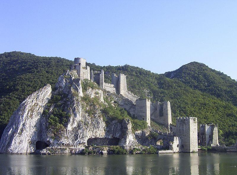 Forteresse de Golubac Danubi10