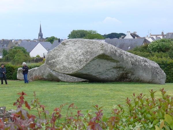 Mégalithes du Morbihan (Carnac) P1030010