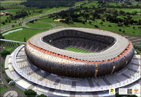 STADES COUPE DU MONDE Afrique du Sud 2010 Soccer13