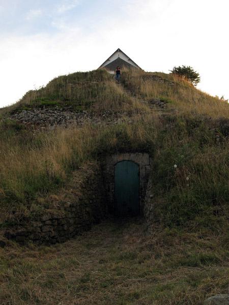Mégalithes du Morbihan (Carnac) Tumulu12