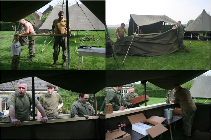Montage Camp chez Pie 410