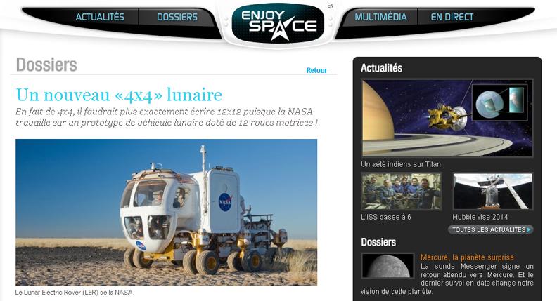 Le site web Enjoy Space - Page 3 Catcat11