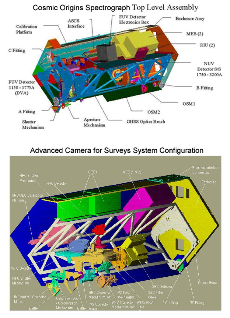 [STS-125] EVA - 3 Cosacs11