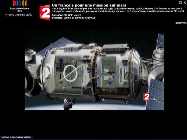 Mars-500 -  Programme expérimental russe - Page 3 Franc210
