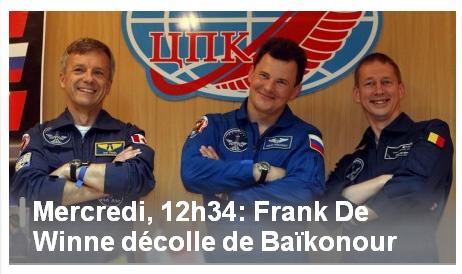 Frank De Winne pour un vol de longue durée - Page 4 Frank11