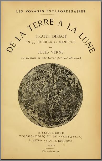 Littérature Spatiale des origines à 1957 Julesv11