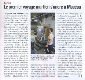 Mars-500 -  Programme expérimental russe - Page 4 Mars1010