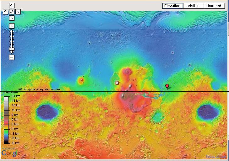 serre - Le système de l'eau pour la Serre Martienne? Mars2f10