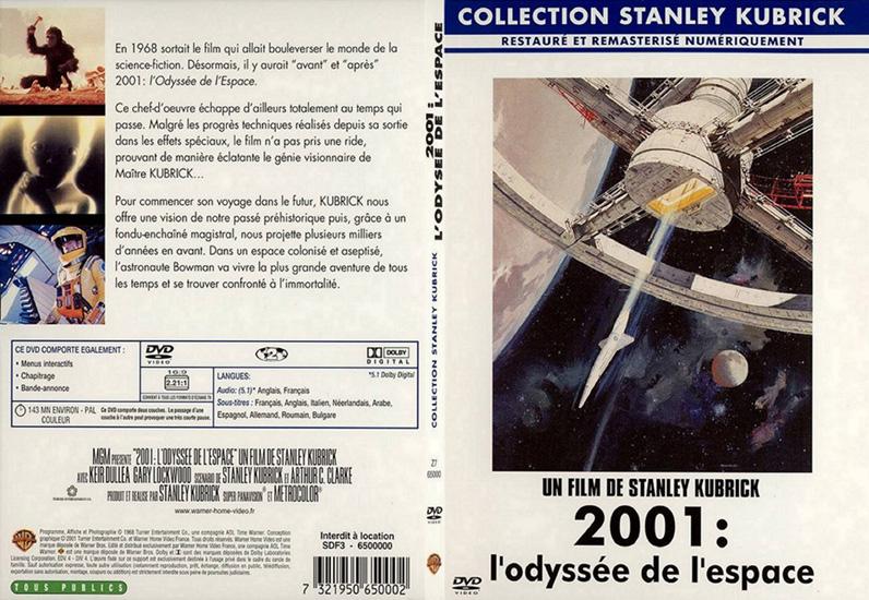 2001, l'odyssée de l'espace (ce soir, France2, 00h25) Odysse10