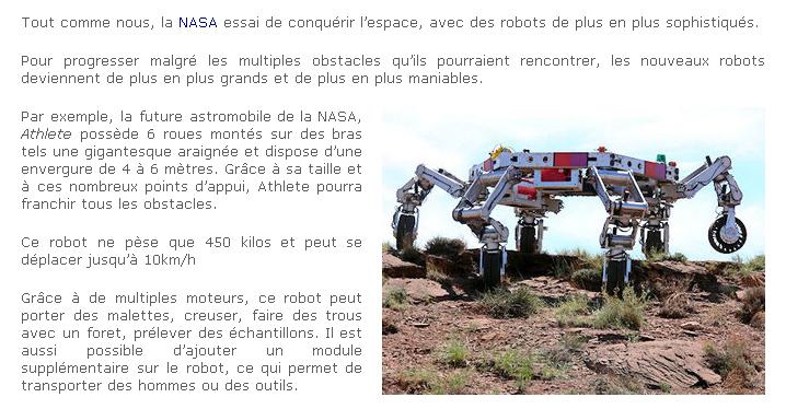 Spirit en route pour VonBraun - Page 2 Robot10