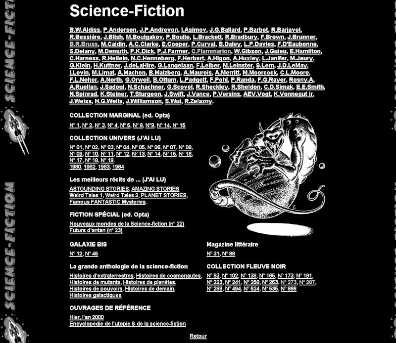 Littérature de science-fiction, passée et actuelle - Page 2 Scienc11