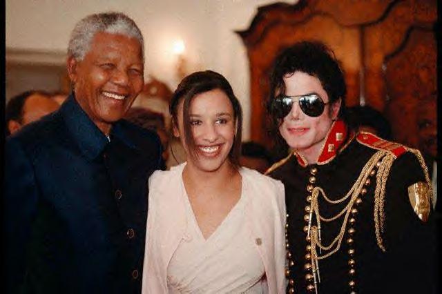 Michael et les Grands Hommes de ce monde - Page 3 Nelson12
