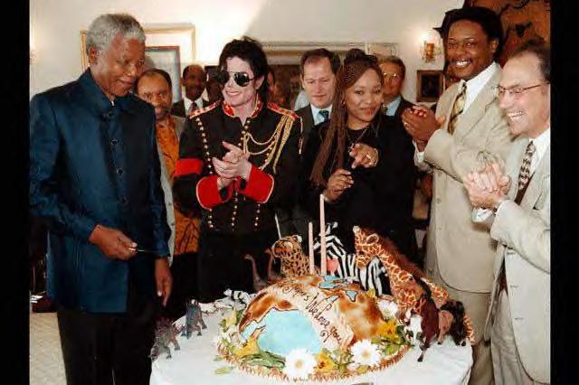 Michael et les Grands Hommes de ce monde - Page 3 Nelson13
