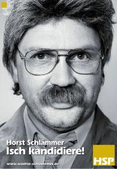 Horscht Schlämmer - Isch kandidiere Schlae10