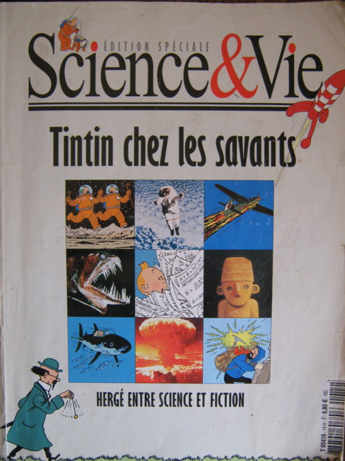 DVD Tintin et la Lune Img_0613
