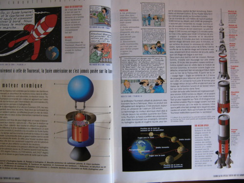 DVD Tintin et la Lune Img_0616
