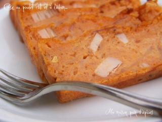 Cake au poulet rôti et à l'Edam Cake_a11