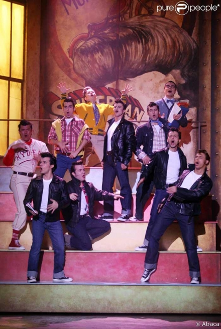 """Comédie musicale """"Grease"""" Photol11"""