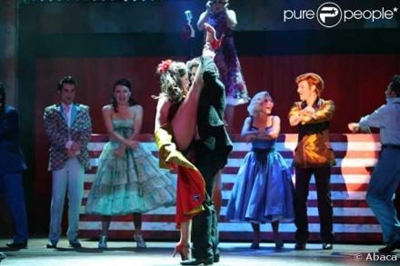 "Comédie musicale ""Grease"" Rad50910"