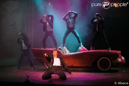 "Comédie musicale ""Grease"" Rada5610"
