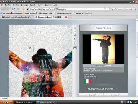 """""""Il mosaico dei fan nella locandina di """"This is it"""""""" - Pagina 2 Mosaic10"""