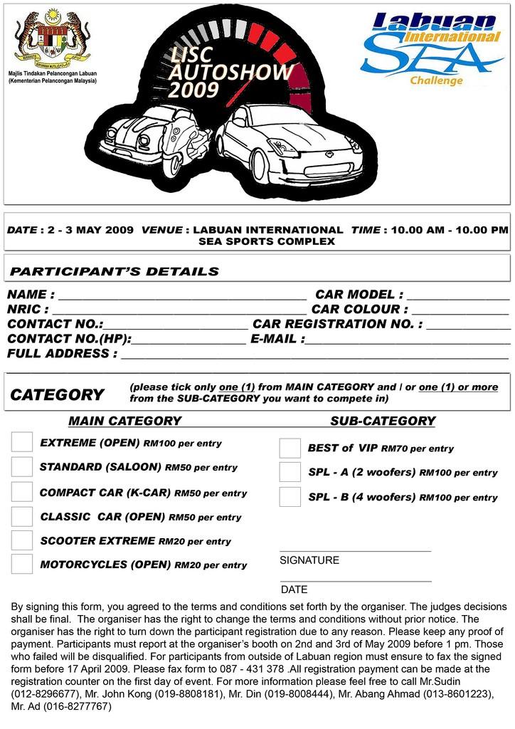 LISC AUTOSHOW 2009 34376510