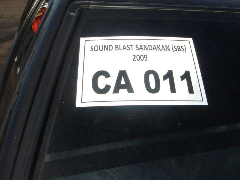 PHOTO SOUND BLAST ANJURAN GREAT WALL AUTO ACC BERSAMA MPS(MAJLIS PERBANDARAN SANDAKAN) SEMPENA PESTA SUKAN SABAH (SAGA) 2009 Dsc02611