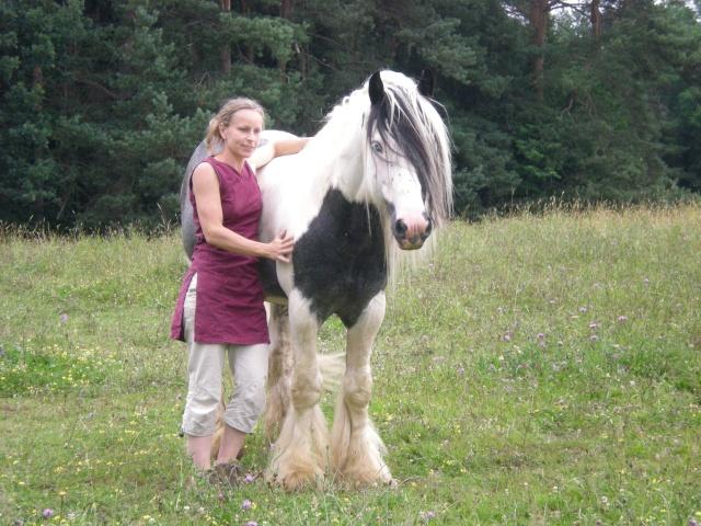Une photo de vous et votre cheval - Page 3 Juille12